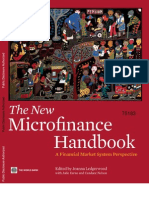 The New Microfinance Handbook