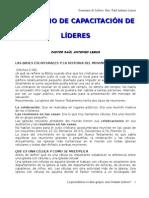 SEMINARIO DE CAPACITACIÓN DE LÍDERES