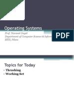 oprating system