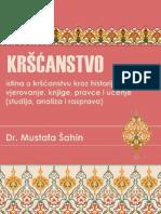 Istina o krščanstvu kroz istoriju - dr. Mustafa Šahin