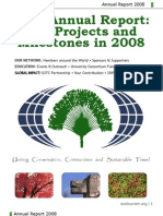 The International Eco Tourism Society - Annual Report 2008