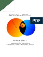 Topologia General ( Clara Neira[1]. UN)