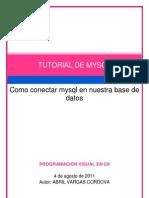 Tutorial de Mysql
