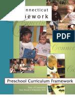 Preschool Framework
