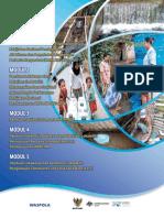 Kumpulan Modul Panduan Fasilitasi Kegiatan Pembangunan Air Minum Dan Penyehatan Lingkungan Berbasis Masyarakat (AMPL BM)