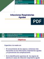 3. Atención del niño con infecciones respiratorias agudas