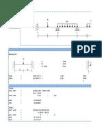Revisi Soal & Penyelesaian, Metode Hardy Cross