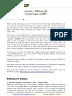 Artigo 001 Bibliografia Para o AFRF