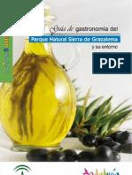 Guia Gastronomia Sierra de Grazalema-grazalema