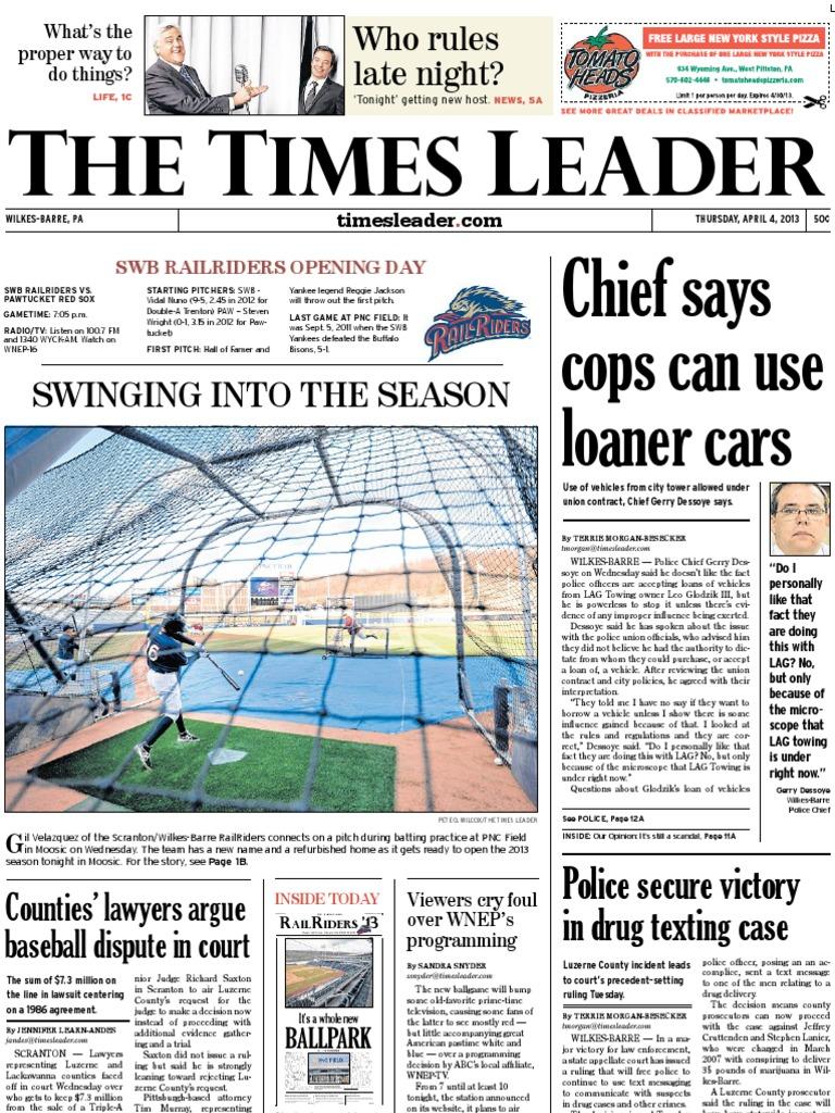 515a31cc6a5 Times Leader 04-04-2013