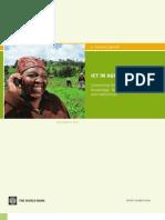 Ứng dụng ICT trong nông nghiệp