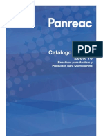 Catálogo Panreac 2010