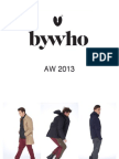 Bywho AW2013 Lookbook