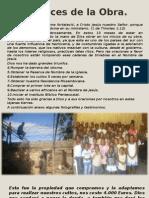 Avances de La Obra en mozambique - Marzo - 2009