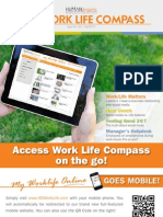Work Life Compass - April 2013 Issue