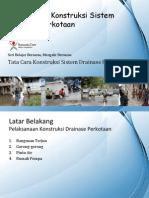 Tata Cara Konstruksi Drainase Perkotaan - Bagian 2