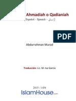 Es Secta Ahmadia