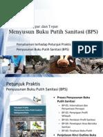 Proses Penyusunan Buku Putih Sanitasi (BPS)