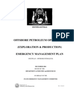 Offshore Petroleum Operations