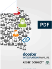 Docebo E-Learning Platform | Adobe Connect Integration