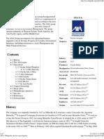 AXA - Wikipedia, The Free Encyclopedia
