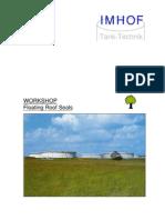 Floating Roof Crude Tank-Workshop