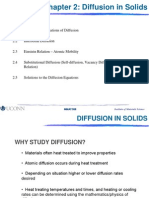Chapter 2 Diffusion