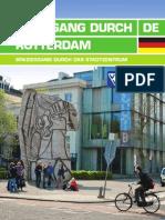 Rundgang durch Rotterdam