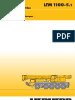 Liebherr LTM 1100-5.1 (100 Ton)
