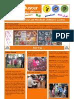 CBW Cluster Newsletter Autumn 2012
