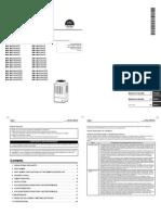 VRF SMMSi_Operational Manual