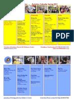 CBW Activity Sheet Spring 2013