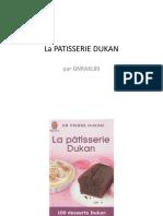 La Patisserie DUKAN