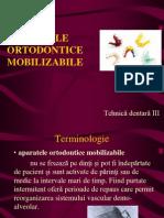 TD III Curs 3 4 Aparatele Mobilizabile