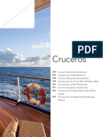 Cruceros organizados por Europa 2013. Mapaplus