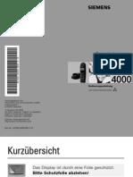 Siemens Gigaset 4000classic