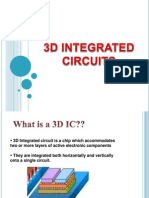 3d Integrated Circuits