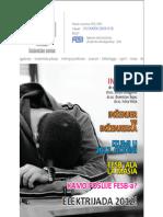 1.izdanje ''STOP'' Studentskih novina, FESB