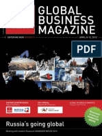 Global Business Magazine HM 2013