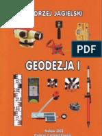 Geodezja Tom 1 Jagielski
