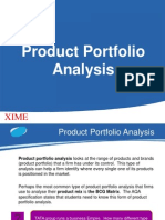 Product Portfolio Analysis.ppt