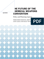The Future of the Chemical Weapons Convention