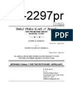 12-2297 Karron CoA Appendix v07