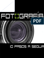 Mangandi Julio - Fotografia 10 Pasos a Seguir