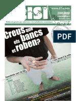 Crisi-Primera publicación de Enric Durán en catalán