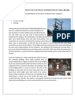 Weaknesses Found in the Electrical Distribution (KARACHI)