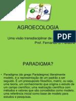 3. PRINCÍPIOS DA AGROECOLOGIA