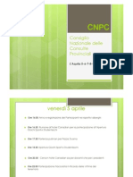 Programma CNPC 2013 | CPS Agrigento