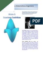 Modulo 5. Ecuaciones Polinomicas (c)