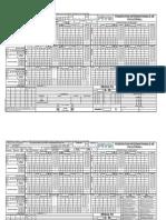 Scoresheet (5 Set)